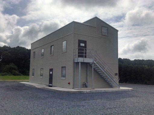 Dix Hills Fire District – Training Building