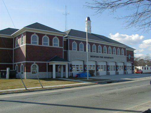 Medford Fire District Headquarters